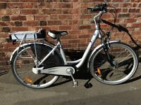"Pioneer ""Dutch"" style Electric Bicycle"