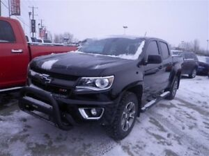 2017 Chevrolet Colorado Z71 | Leather | AUX/USB | Backup Camera