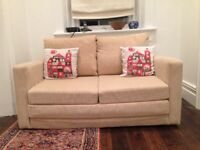 Small John Lewis Foam Sofabed