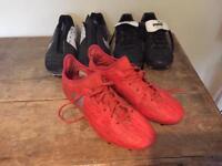 Football boots - Sz 3.5 & 5 -