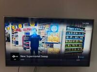 55inch LG smart tv
