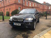 2009 BMW X5 3.0 SD Xdrive M SPORT DEISEL AUTOMATIC,7 SEAT.1 YEAR MOT FULL SERVICE HISTORY