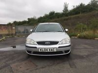 AMAZING FUEL ECONOMY! 2004 Silver Ford Mondeo - Feature packed, 9 months MOT!!