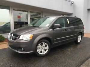 2016 Dodge Grand Caravan Crew Plus LEATHER...
