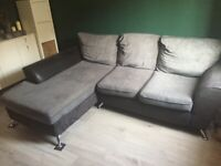 Corner Sofa with Chaise - Used, Good Condition