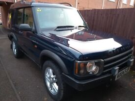 2004 discovery td5