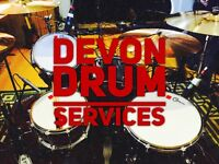 Devon Drum Services - Drum Tuition Available - All Ages
