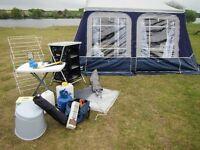 Camp-Let Trailer Tent