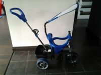 Little tikes 4 in 1 blue trike - used in very good condition