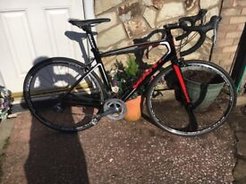 Giant defy composite 3 medium road bike 2014