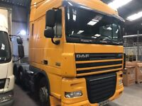 DAF 105 460 Tractor Unit Sleeper Cab- DK08 MYH-- Excellent Condition
