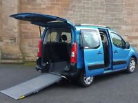 2012 Citroen Berlingo XTR 1.6 HDI Diesel ⭐ Wheelchair Access Vehicle Disabled