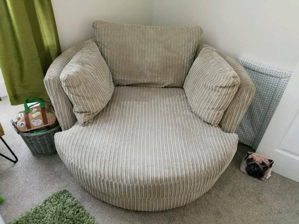 Large Corner Sofa From Dfs