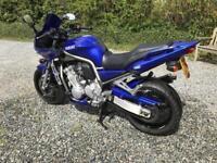 Yamaha FZS1000 Fazer Sports Tourer