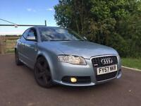2007 Audi A4 2.0 TDI S-Line Automatic+HPI CLEAR+SatNav+PX+SWAP