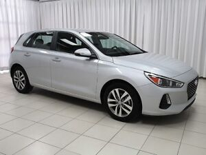 2018 Hyundai Elantra GT 5DR HATCH w/ BACKUP CAMERA, TINTED GLASS