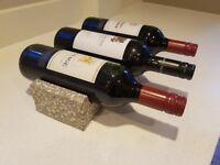 Bespoke Concrete Wine/Bottle Racks
