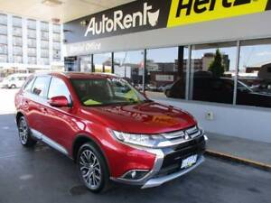 2015 Mitsubishi Outlander Automatic Wagon Hobart CBD Hobart City Preview