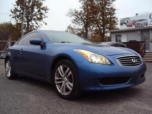 2010 Infiniti G37X AUTO AWD LEATHER SUNROOF HEATED SEATS BACK UP