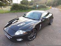 2006 Jaguar XKR - Black