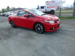 2013 Honda Civic SOLD!!!!!!!!!!!   Si! SUNROOF!