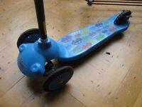 Ozbozz 3 Wheel Scooter