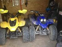 I SELL AND BUY MOTORBIKES/--/ fix broken down motor bikes from scooter's/quads/pitbikes/crosser's