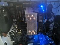 Intel i7 cpu+motherboard+ram+SSD gaming PC bundle