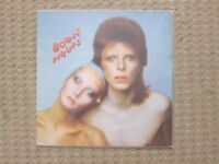 David Bowie - Pin Ups Vinyl (1981) produced by RCA LP - 12 inches