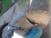 Makita concrete saw EK6100 petrol