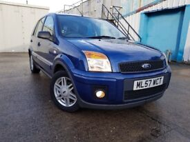 2007 (57) Ford Fusion - 1.6 Zetec Climate 5dr - FSH & Cambelt Done