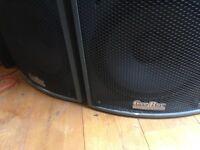 200 watt Caw Boy speakers (pair)