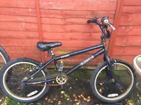 BMX Gold Bike