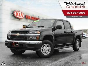 2008 Chevrolet Colorado LT *4X4\Crew Cab\Low KMS!!!*