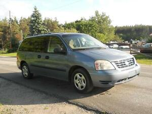 2005 Ford Freestar - Certified and E-tested