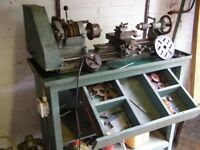 portass metal working lathe for sale. Reasonable offers considered. REDUCED.