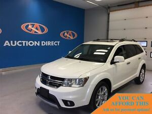 2015 Dodge Journey R/T AWD! TV/DVD! SUNROOF! FINANCE NOW!