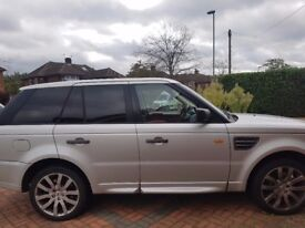 Land Rover Range Rover SPORT **Supercharged** LPG kit, 4.2 Petrol, Low Tax