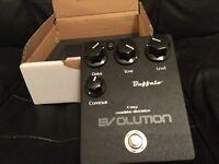 "Buffalo FX ""Evolution"" effects Pedal- Like New"
