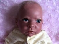Adorable Realistic and Lifelike Reborn Baby Girl Doll