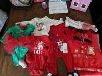 Christmas clothes and bits