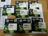 Hp 920xl ink cartridges
