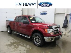 2013 Ford F-150 XLT, COMES WITH PREMIUM CARE EXT/WARRANTY