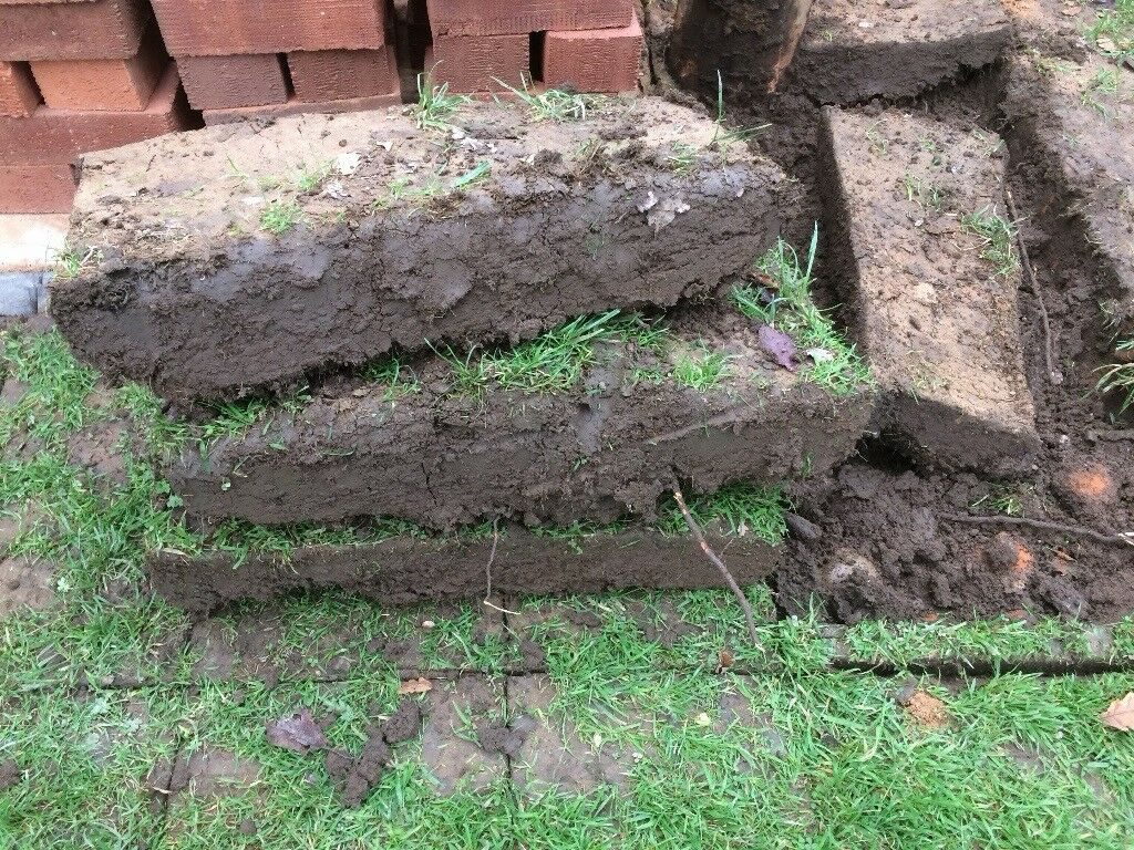 Top Soil, Turf Mix