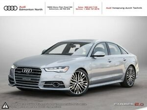 2017 Audi A6 3.0T Technik Quattro Save $18,000 !