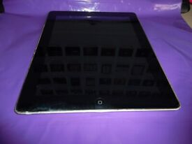 Apple ipad2 Model A1395 Colour Black - 16 GB Wifi ONLY