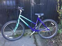 Apollo Outback unisex mountain bike 18 Gears