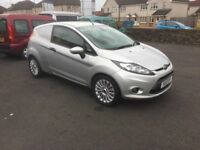 BARGAIN 2011 FORD FIESTA VAN 11 MONTHS MOT SERVICE HISTORY LOW MILEAGE RELIABLE VAN PX WELCOME £2195