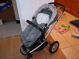 Mothercare MyChoice Travel System with Maxi Cosi Car Seat