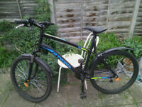 NEW Decathlon B-TWIN ROCKRIDER Men's bike size XL. 2 months used.